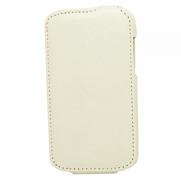 Чехол-книжка Armor Case для HTC Desire U Dual Sim искусственная кожа белый