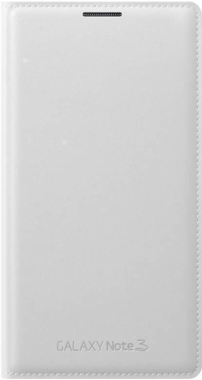 Чехол-книжка Samsung Flip Wallet Cover для Galaxy Note 3 White (EF-WN900BWEGRU)для Samsung<br>Чехол-книжка Samsung Flip Wallet Cover для Galaxy Note 3 White (EF-WN900BWEGRU)<br>
