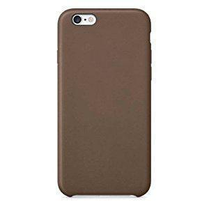 Купить Чехол-накладка Smart Case для Apple iPhone 6 Plus/6S Plus натуральная кожа (Gold)