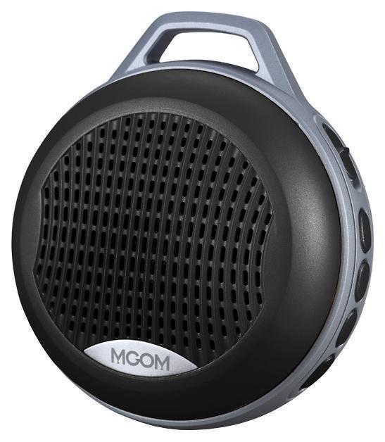 Портативная колонка MGOM BT Speaker X5 Bluetooth чёрная