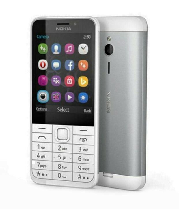 Nokia 230 (White)