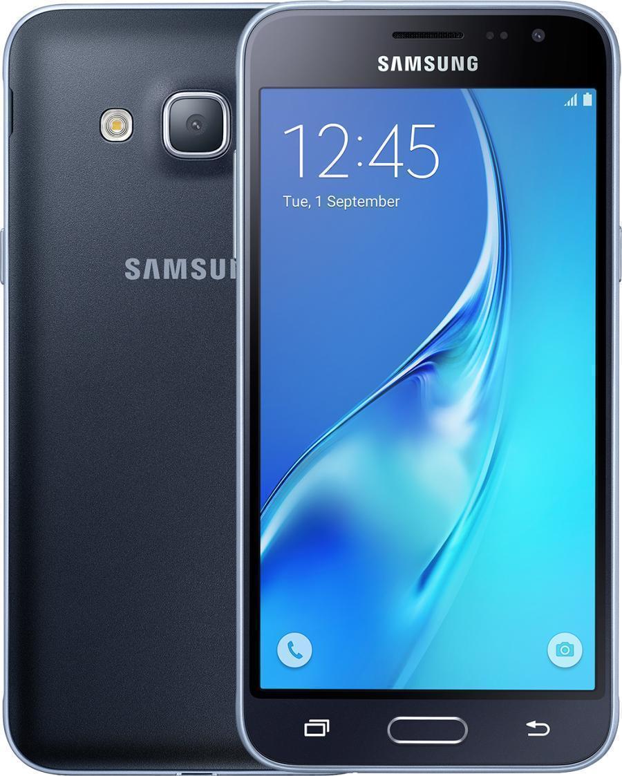 Samsung Galaxy J3 (2016) (SM-J320F/DS ) Black (SM-J320FZKDSER)Samsung<br>Samsung Galaxy J3 (2016) (SM-J320F/DS ) Black (SM-J320FZKDSER)<br>