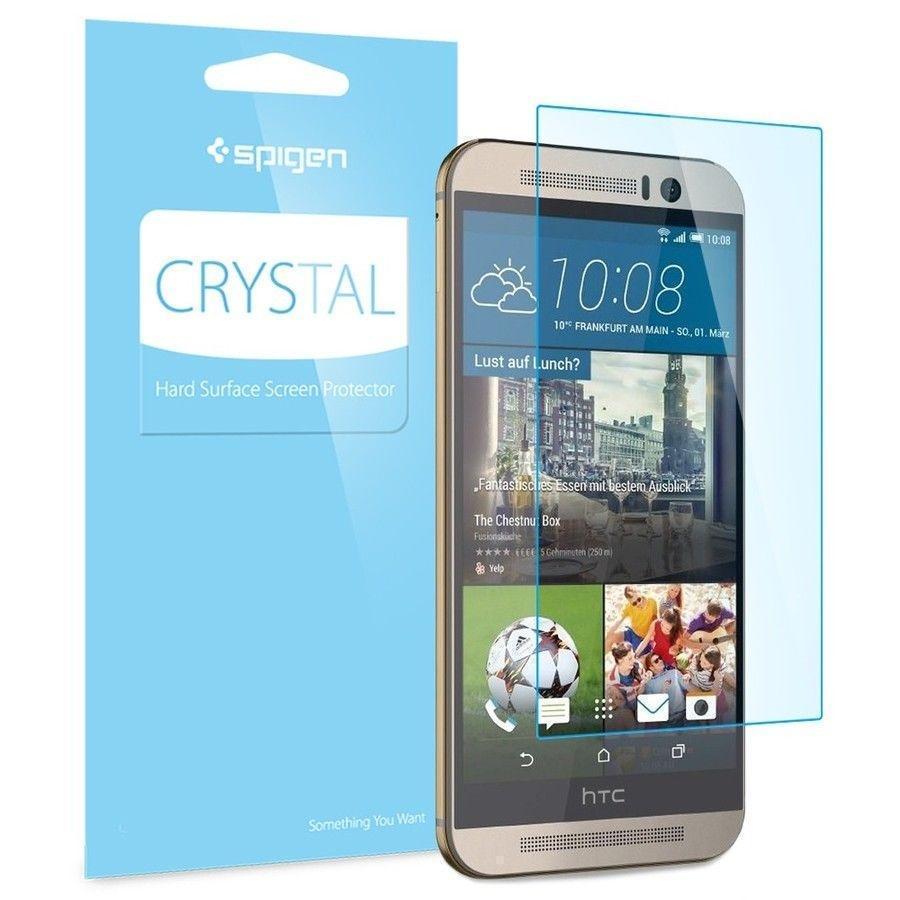Защитная пленка Spigen SGP11380 Сrystal для HTC One M9для HTC<br>Защитная пленка Spigen SGP11380 Сrystal для HTC One M9<br>