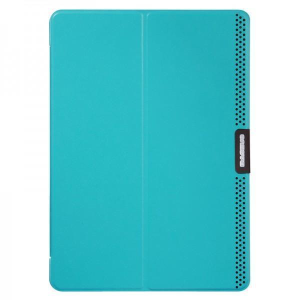 Чехол-книжка Baseus Nappa Case для Apple iPad Air (натуральная кожа с подставкой) бирюзовыйдля Apple iPad Air<br>Чехол-книжка Baseus Nappa Case для Apple iPad Air (натуральная кожа с подставкой) бирюзовый<br>