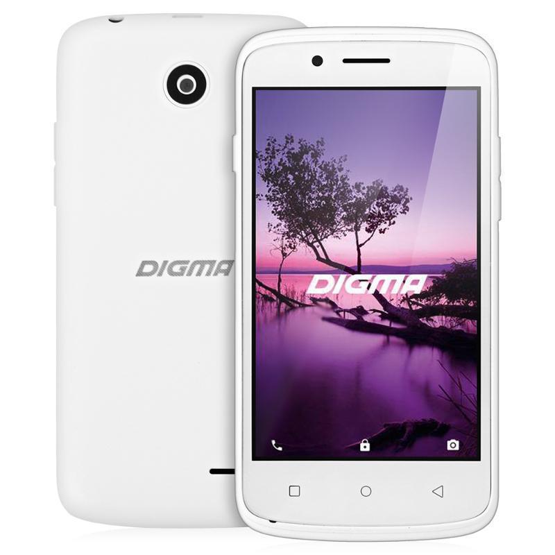 Digma Linx A420 3G digma linx a420 3g white