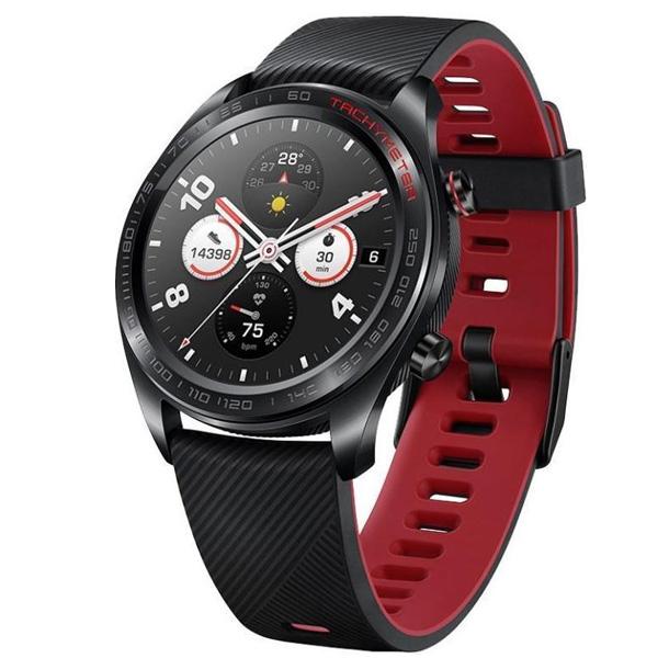 Умные часы Huawei Honor Watch Magic (TLS-B19) (Вулканический черный) фото