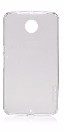 Чехол-накладка Nillkin Nature 0.6mm для Motorola Nexus 6 силиконовый прозрачно-черныйдля Motorola<br>Чехол-накладка Nillkin Nature 0.6mm для Motorola Nexus 6 силиконовый прозрачно-черный<br>