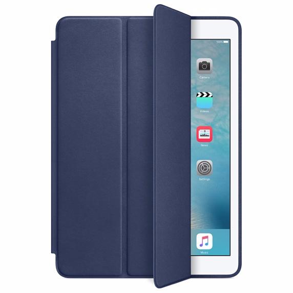 Чехол-книжка Smart Case для Apple iPad Pro 10.5 (искусственная кожа с подставкой) темно-синийдля Apple iPad Pro 10.5<br>Чехол-книжка Smart Case для Apple iPad Pro 10.5 (искусственная кожа с подставкой) темно-синий<br>