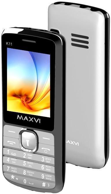 Maxvi K11 SilverMaxvi<br>Maxvi K11 Silver<br>