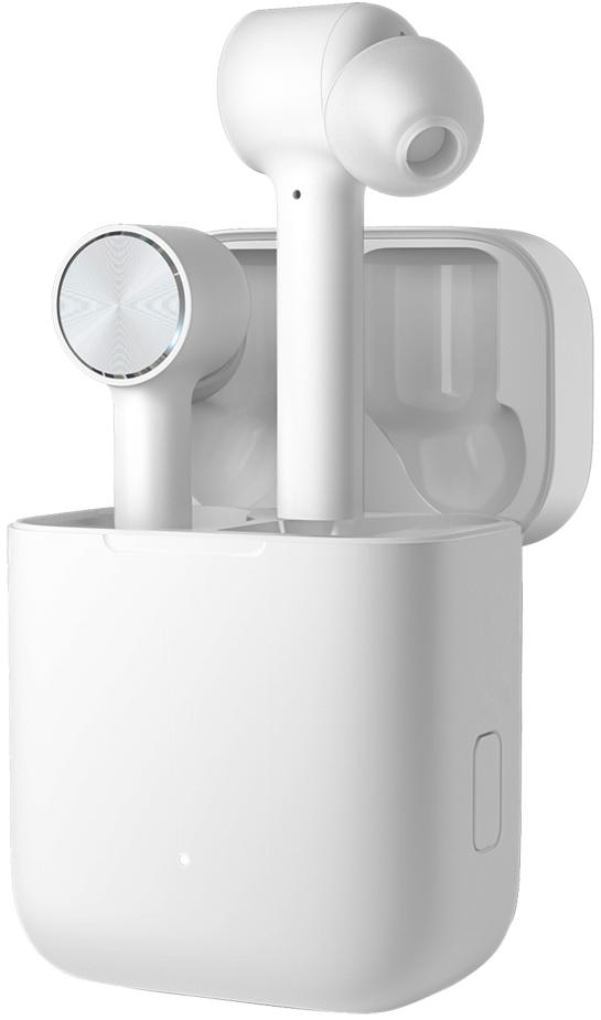 Беспроводная Bluetooth-гарнитура Xiaomi AirDots Pro (ZBW4485GL) белый