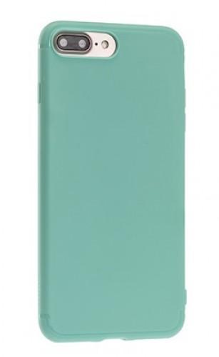 Чехол-накладка Rock Jello Series для Apple iPhone 7 Plus/8 Plus силикон (Light Mint) (RCP1144)для iPhone 7 Plus/8 Plus<br>Чехол-накладка Rock Jello Series для Apple iPhone 7 Plus/8 Plus силикон (Light Mint) (RCP1144)<br>