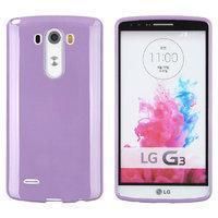Чехол-накладка для LG G3 / G3 Dual / D855 / D858 силиконовый фиолетовыйдля LG<br>Чехол-накладка для LG G3 / G3 Dual / D855 / D858 силиконовый фиолетовый<br>