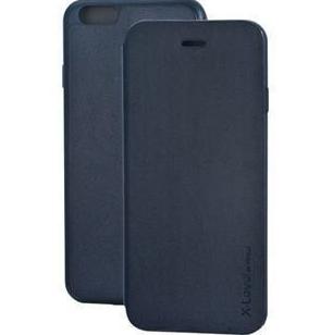 Купить Чехол-книжка Pipilu FIBcolor для Apple iPhone 6/6S искусственная кожа (синий)