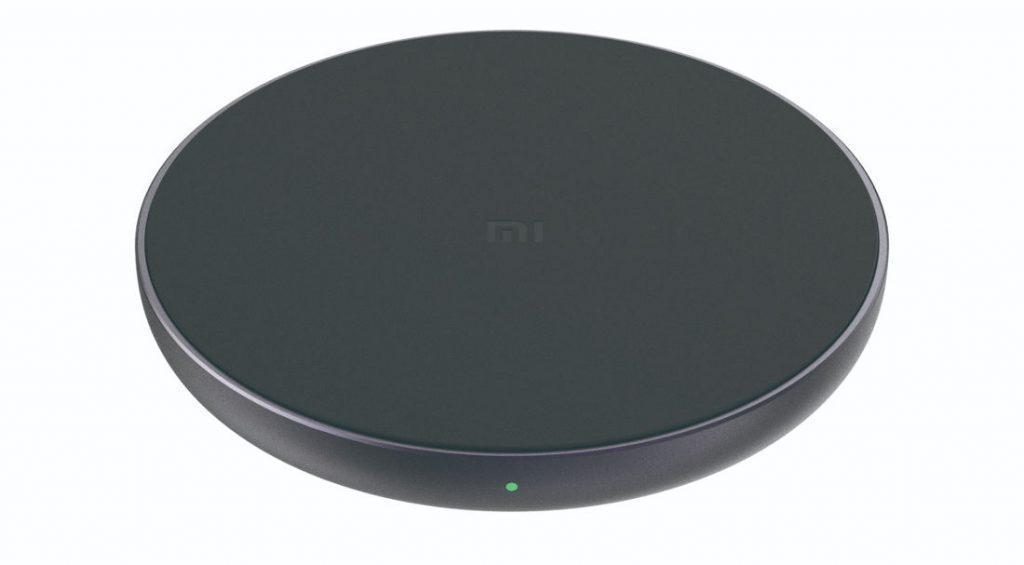 Беспроводное зарядное устройство Xiaomi Wireless Charger (WPC01ZM) (Black)