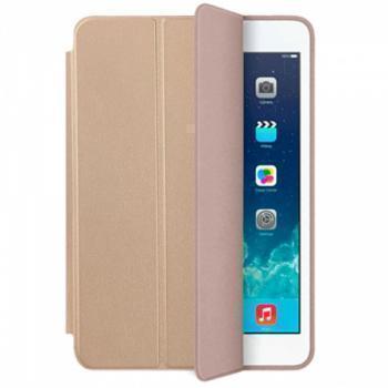 Чехол-книжка Smart Case для Apple iPad Air (искусственная кожа с подставкой) золотойдля Apple iPad Air<br>Чехол-книжка Smart Case для Apple iPad Air (искусственная кожа с подставкой) золотой<br>