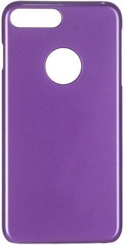 Чехол-накладка iCover Glossy для Apple iPhone 7 Plus/8 Plus пластиковый фиолетовый (IP7P-G-PP)для iPhone 7 Plus/8 Plus<br>Чехол-накладка iCover Glossy для Apple iPhone 7 Plus/8 Plus пластиковый фиолетовый (IP7P-G-PP)<br>
