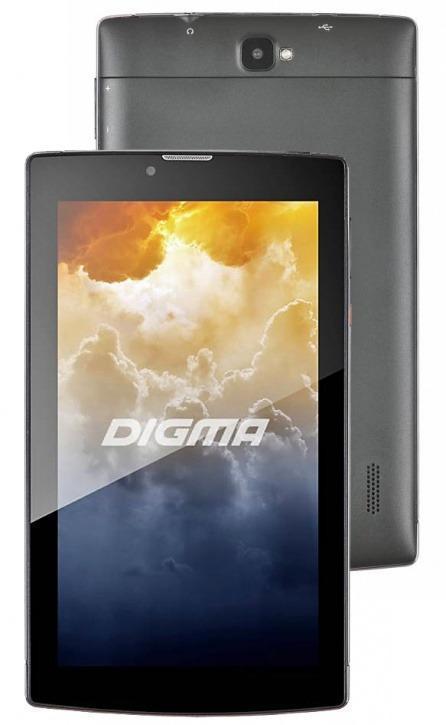 Digma Plane 7004 3G GraphiteDigma<br>Digma Plane 7004 3G Graphite<br>