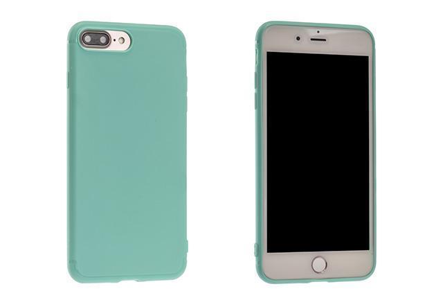 Чехол-накладка Rock Guard Series для Apple iPhone 7 Plus/8 Plus силикон-пластик (Trans-Green)для iPhone 7 Plus/8 Plus<br>Чехол-накладка Rock Guard Series для Apple iPhone 7 Plus/8 Plus силикон-пластик (Trans-Green)<br>