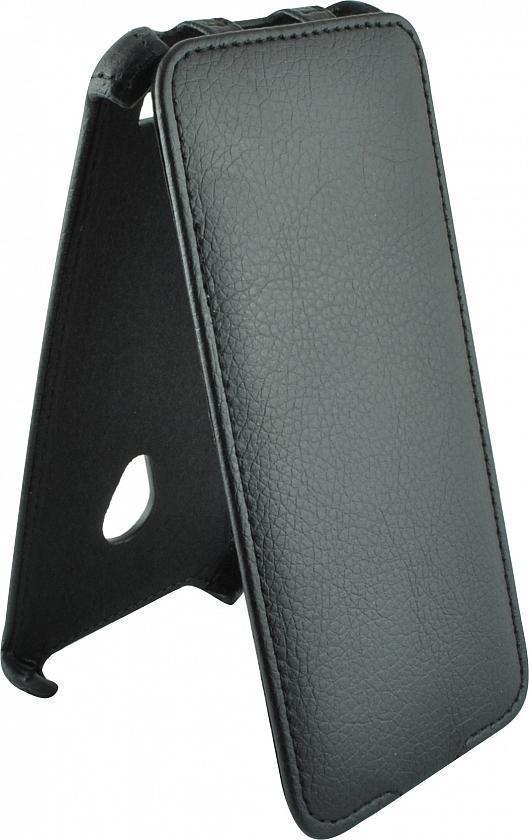 Чехол-книжка Armor Flip Case для Asus Zenfone 5 (A500KL /A501CG) искусственная кожа черныйдля ASUS<br>Чехол-книжка Armor Flip Case для Asus Zenfone 5 (A500KL /A501CG) искусственная кожа черный<br>