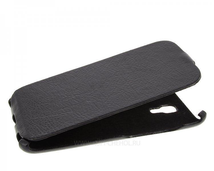 Чехол-книжка Armor Flip Case для Meizu M1 искусственная кожа черный