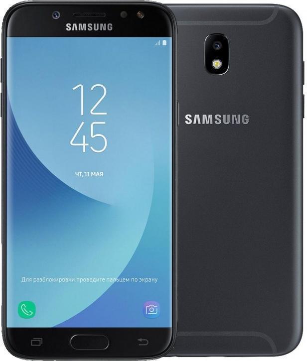 Samsung Galaxy J5 (2017) SM-J530FM/DS Black (SM-J530FZKNSER)