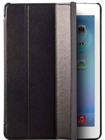 Чехол-книжка Hoco Duke Series для Apple iPad Air / 2017 (искусственная кожа) черныйдля Apple iPad Air<br>Чехол-книжка Hoco Duke Series для Apple iPad Air / 2017 (искусственная кожа) черный<br>