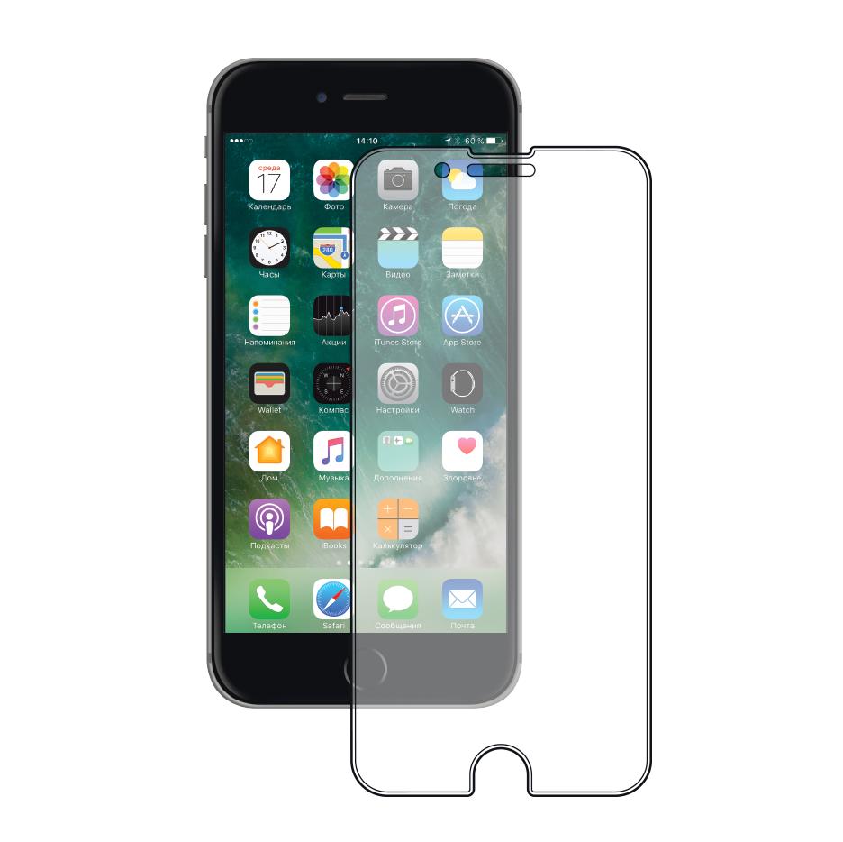 Защитное стекло Remax (WK) 9H 0.3mm для Apple iPhone 7/8 прозрачное антибликовоедля iPhone 7/8<br>Защитное стекло Remax (WK) 9H 0.3mm для Apple iPhone 7/8 прозрачное антибликовое<br>