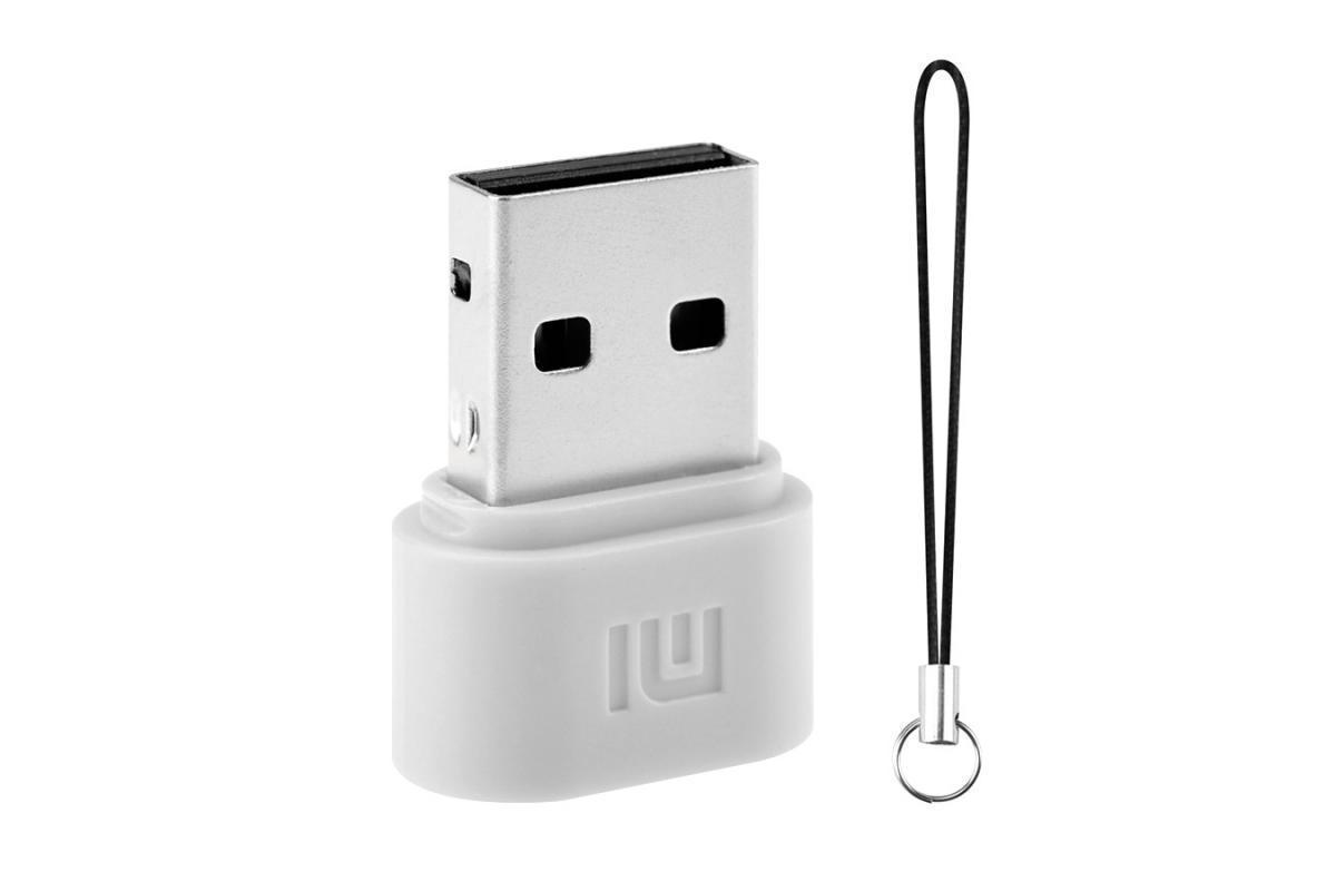 Адаптер Xiaomi Mi Wi-Fi USB белый (W1NW)