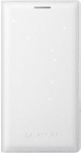 Чехол-книжка Samsung Flip Wallet для Galaxy A3 (EF-FA300BWEGRU) белыйдля Samsung<br>Чехол-книжка Samsung Flip Wallet для Galaxy A3 (EF-FA300BWEGRU) белый<br>