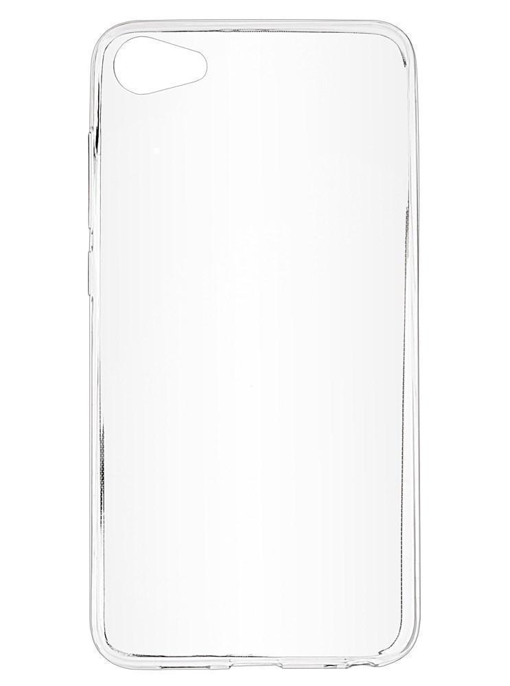 Чехол-накладка для Meizu U10 силиконовый прозрачныйдля Meizu<br>Чехол-накладка для Meizu U10 силиконовый прозрачный<br>