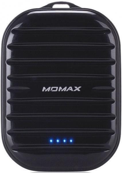 Универсальный внешний аккумулятор Momax iPower GO mini 7800 mAh 2.4 А, USBx1 пласти черныйUSBx1<br>Универсальный внешний аккумулятор Momax iPower GO mini 7800 mAh 2.4 А, USBx1 пласти черный<br>