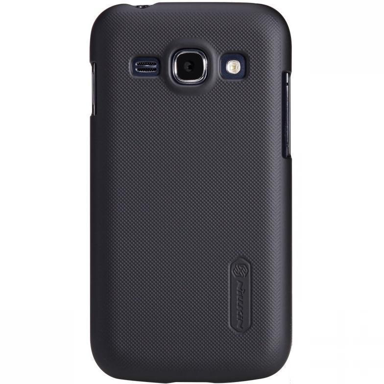 Чехол-накладка Nillkin Frosted Shield для Samsung Galaxy Ace 3 (GT-S7270) пластиковый черныйдля Samsung<br>Чехол-накладка Nillkin Frosted Shield для Samsung Galaxy Ace 3 (GT-S7270) пластиковый черный<br>