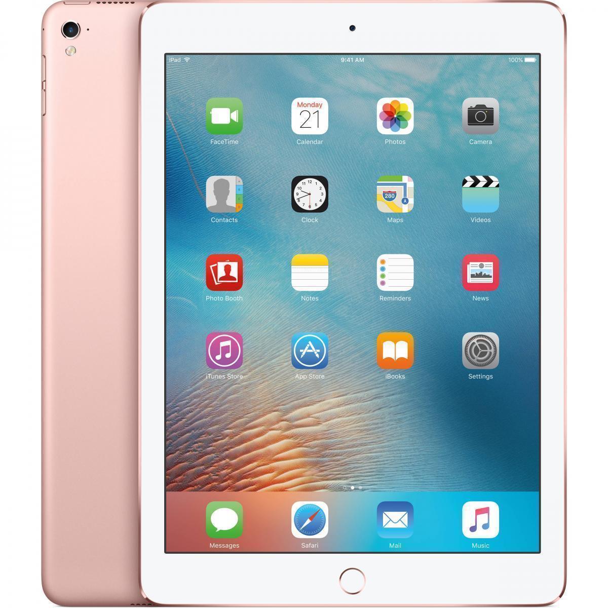 Apple iPad Pro 9.7 256Gb Wi-Fi Rose Gold iPad Pro<br>Планшет Apple iPad Pro 9.7 256Gb Wi-Fi Rose Gold<br>