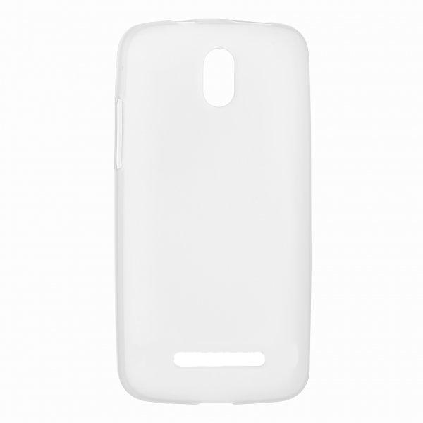 Купить Чехол-накладка Fashion Case для HTC Desire 500 Dual Sim силиконовый (белый)