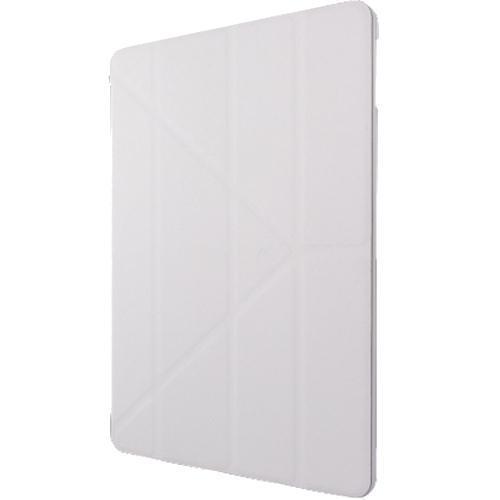Чехол-книжка Ozaki O!coat Slim-Y 360° (OC118WH) для Apple Air 2 (полиуретан с подставкой) Whiteдля Apple iPad Air 2<br>Чехол-книжка Ozaki O!coat Slim-Y 360° (OC118WH) для Apple Air 2 (полиуретан с подставкой) White<br>