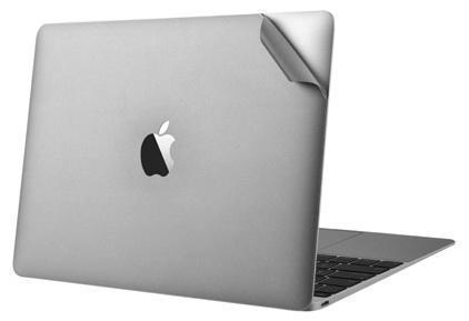 Купить Комплект защитных пленок (5 в 1) Comma Full Screen Guard для Apple MacBook 12 (Silver)