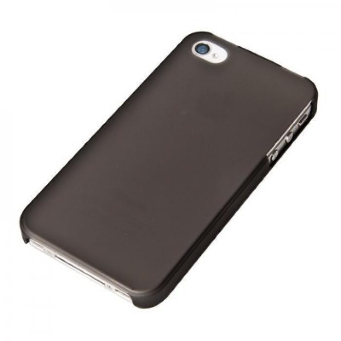 Чехол-накладка Xinbo 0.8mm для Apple iPhone 4/4S пластиковый черныйдля iPhone 4/4S<br>Чехол-накладка Xinbo 0.8mm для Apple iPhone 4/4S пластиковый черный<br>