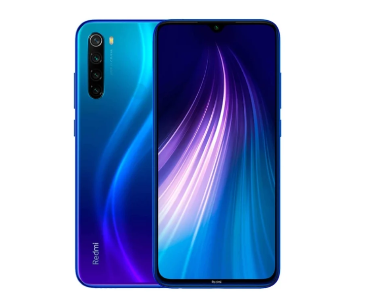 Xiaomi Redmi 8 4/64Gb (Sapphire Blue) EU