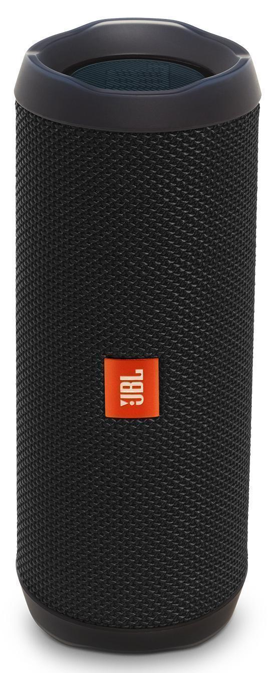 Беспроводная акустика JBL Flip 4 Black (JBLFLIP4BLK) Black
