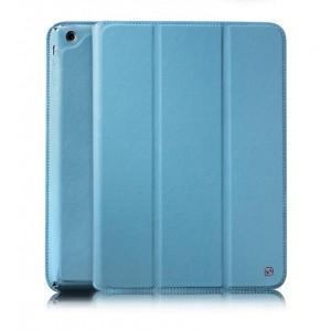 Чехол-книжка Hoco Armor Series для Apple iPad Air (искусственная кожа с подставкой) голубойдля Apple iPad Air<br>Чехол-книжка Hoco Armor Series для Apple iPad Air (искусственная кожа с подставкой) голубой<br>