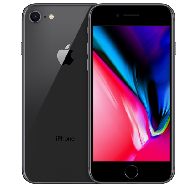 Apple iPhone 8 256Gb (Space Gray) (MQ7CRU/A)