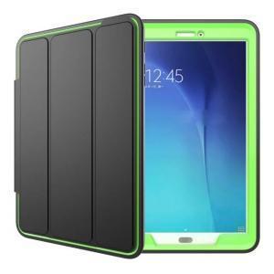 Купить Чехол-книжка G-Case для Samsung Galaxy Tab E 9.6 SM-T560/561 искусственная кожа (yellow)