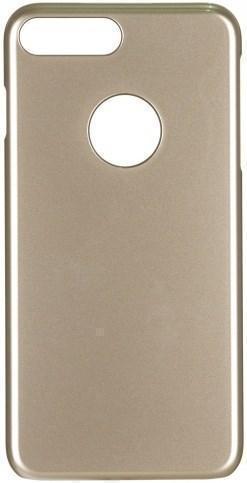 Чехол-накладка iCover Glossy для Apple iPhone 7 Plus/8 Plus пластиковый золотой (IP7P-G-GD)