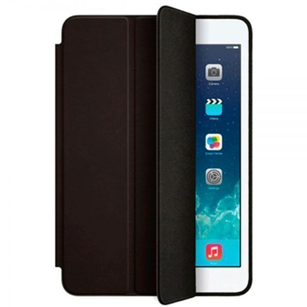 Чехол-книжка Smart Case для Apple iPad mini 4 (искусственная кожа с подставкой) черный
