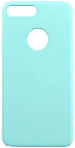 Чехол-накладка iCover Rubber для Apple iPhone 7 Plus/8 Plus пластиковый тёмно-синий (IP7P-RF-NV)для iPhone 7 Plus/8 Plus<br>Чехол-накладка iCover Rubber для Apple iPhone 7 Plus/8 Plus пластиковый тёмно-синий (IP7P-RF-NV)<br>