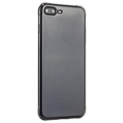 Чехол-накладка Hoco Light Series для Apple iPhone 7 Plus/8 Plus силиконовая темно прозрачныйдля iPhone 7 Plus/8 Plus<br>Чехол-накладка Hoco Light Series для Apple iPhone 7 Plus/8 Plus силиконовая темно прозрачный<br>