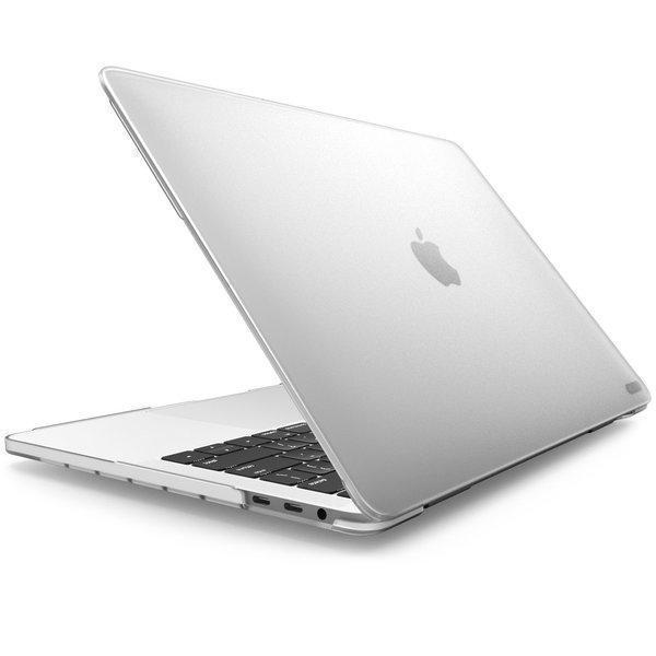 Чехол-книжка Palmexx для Apple MacBook Pro 13 with Touch Bar Late (2016) пластиковый прозрачно-белый