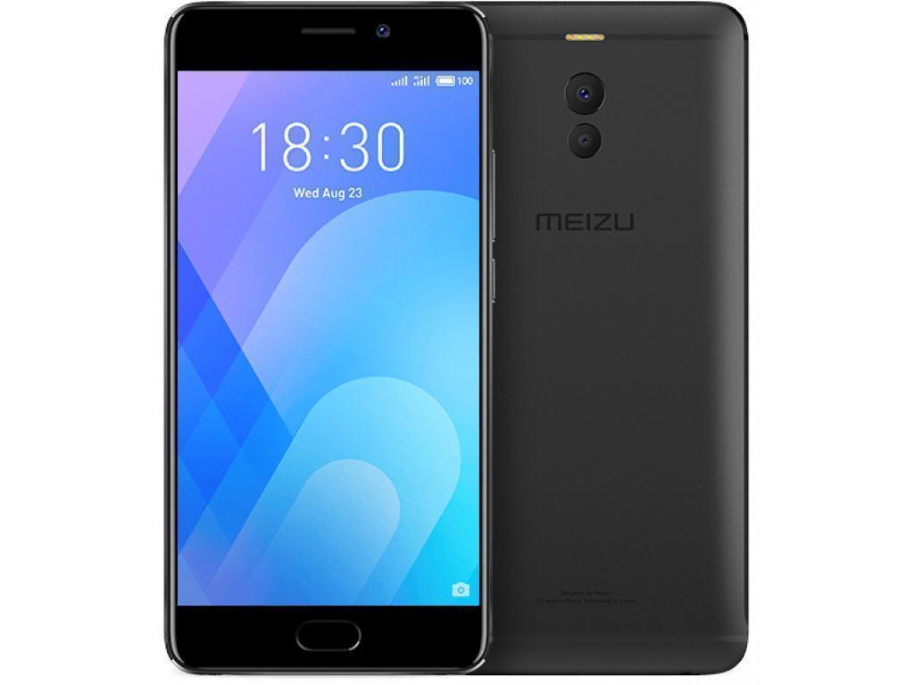 Meizu M6 Note 3/32GB BlackMeizu<br>Meizu M6 Note 3/32GB Black<br>