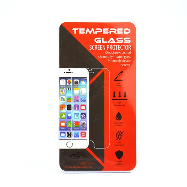 Купить Защитное стекло Tempered Glass (Full) Screen для Xiaomi Mi Mix 2 цветное (белая рамка)