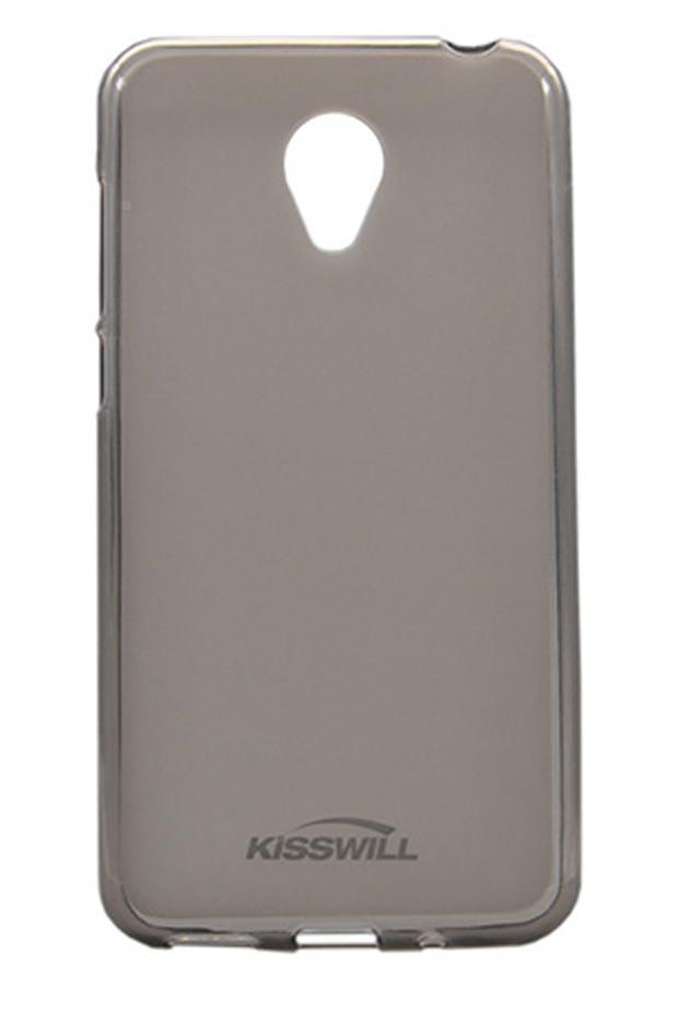 Чехол-накладка Jekod/KissWill для Meizu M1 Note силиконовый матовый прозрачно-черныйдля Meizu<br>Чехол-накладка Jekod/KissWill для Meizu M1 Note силиконовый матовый прозрачно-черный<br>
